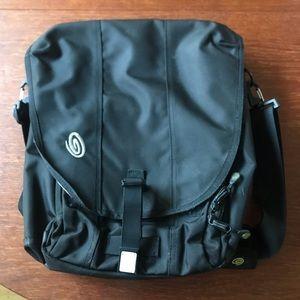 Black Timbuk2 Messenger Bag